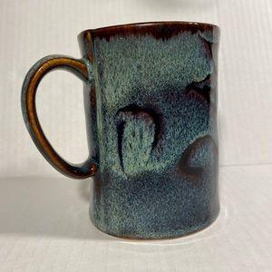 Coffee mug tea cup water colour cool funky art